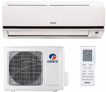 Gree GWH-K-I-Set-Klimaanlage