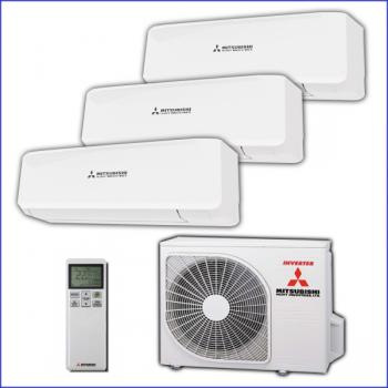 Gut bekannt Multi Split Klimaanlagen mit 3 Inneneinheiten I Online Shop RU89
