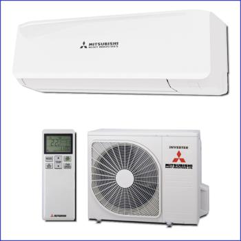 Mitsubishi Heavy Klimaanlage Klimagerät SRK/SRC 20 ZS-S im Set Wand-Klimaanlage